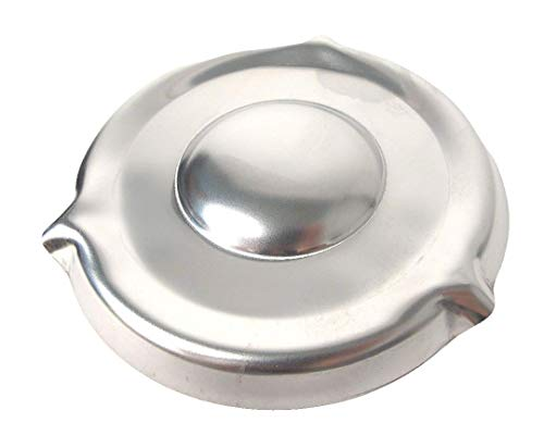 Unbekannt Daiso Japan - Überkochschutz aus Edelstahl für Töpfe, Kochen, Nudelsuppe etc. von AMETSUS