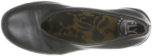 Fly London Yaz P500025063, Scarpe eleganti donna Nero (Schwarz (schwarz))