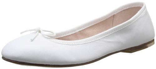Bloch Damen Prima Ballerina Geschlossen Blanc (White)