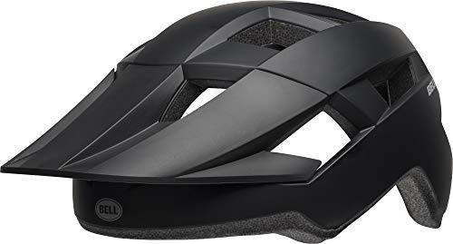 Bell Unisex Jugend Fahrradhelm SPARK, Schwarz (matte black), 53-60 cm (Herstellergröße: 53-60 cm)