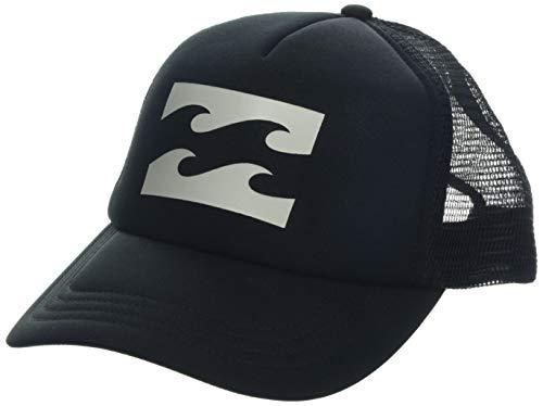 BILLABONG Damen Trucker Kappe, Off Black, One Size Billabong Black Hat