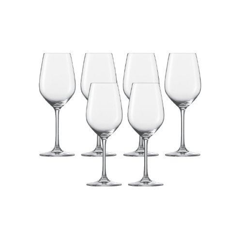 Schott Zwiesel - Vina, 'Weißwein' 6 Weißweingläser (110485)