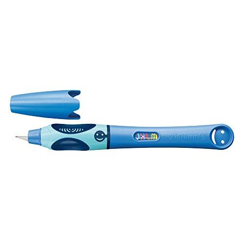 Pelikan 927970 Füllhalter (für Rechtshänder) blau -
