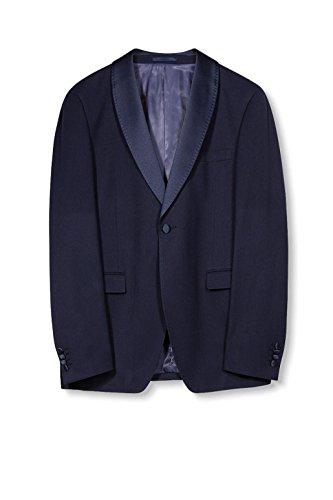 ESPRIT Collection Herren Anzugjacke Blau (navy 400)