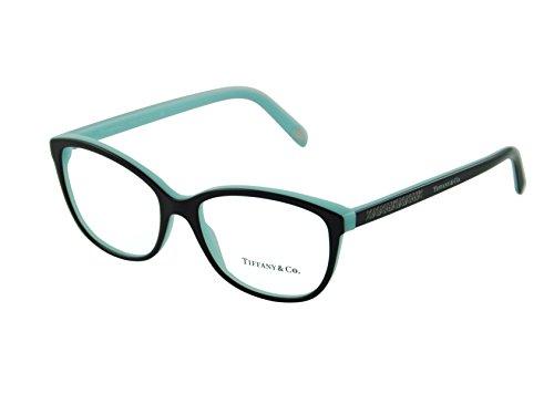 Tiffany & Co. Brillen Für Frau 2121 8055, Black / Blue Kunststoffgestell, 54mm