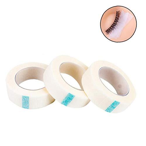 3Pcs Wimpernverlängerung Lint Eye Band Under Eye-Pads Papier für falsche Patch-Tools Make Up