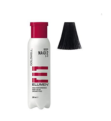 Goldwell Elumen Deep Haarfarbe 2 NA, 1er Pack, (1x 200 ml)