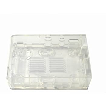 Raspberry Pi Modell B Gehäuse transparent