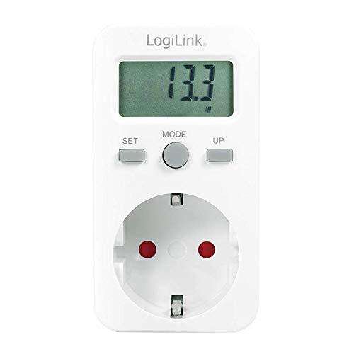 LogiLink EM0002 Indoor Energiekosten Messgerät, 3.6 V