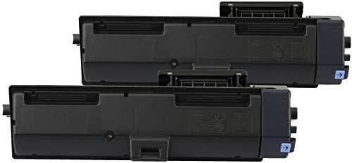 TONER EXPERTE® 2 Toner kompatibel für Kyocera TK-1150 1T02RV0NL0 ECOSYS M2135dn M2635dn M2735dw P2235dn P2235dw P2235d (3000 Seiten) - Mita Laser Drucker Patronen