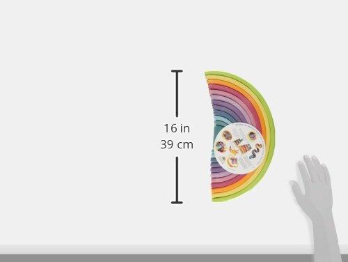 Grimm's Regenbogen 12-teilig Pastell - 4