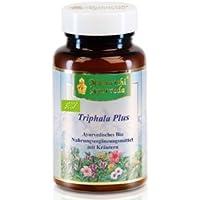 Maharishi Ayurveda - Bio Triphala Plus (Ayurvedisches Nahrungsergänzungsmittel), 1er Pack (1 x 60g Presslinge)... preisvergleich bei billige-tabletten.eu