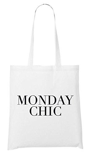 Monday Chic Sac Blanc