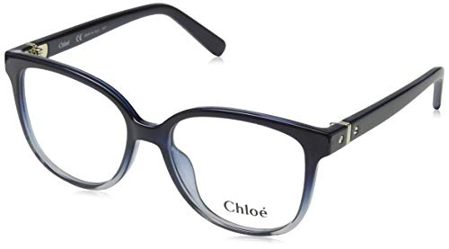 Chloé Damen CE2705 Chloe Brillengestelle, Blau, 53
