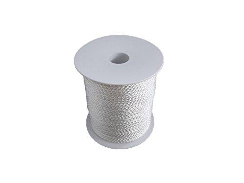 3mm – 100m Polyesterseil - weiß auf Rolle von Hummelt®