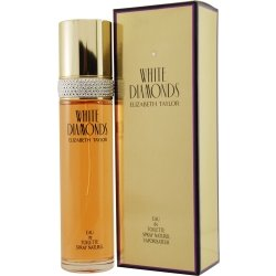 WHITE DIAMONDS by Elizabeth Taylor EDT SPRAY 1.7 OZ by WHITE DIAMONDS (English Manual)