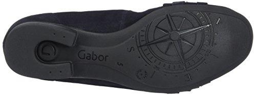 Gabor - Gabor Comfort, Ballerine Donna Blau (26 pazifik)