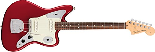 American Professional Jaguar RW Candy Apple Red -