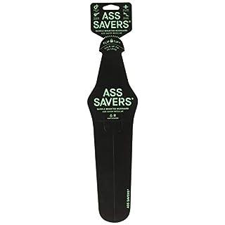 Ass Saver Regular Bike Rear Saddle Mounted Mudguard 2017 - Black