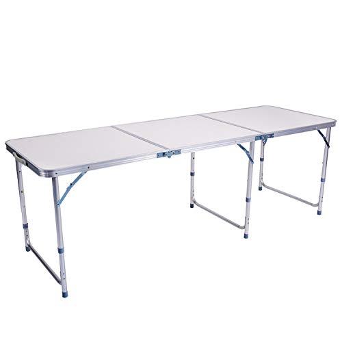 Zoom IMG-3 sunflo tavolo pieghevole 1 8