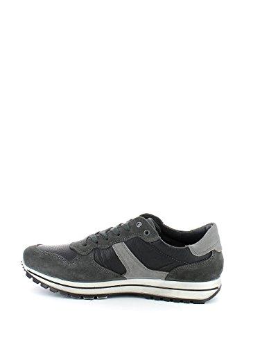 IGI&Co  16724-grigio, Chaussures de ville à lacets pour homme Gris