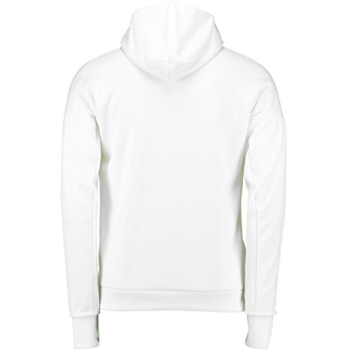 Adidas DFB Anthem z.n.e. Felpa con cappuccio giacca con cappuccio Bianco (Bianco/Gricla)