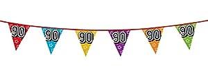 Boland 30090 - Guirnalda de banderines, multicolor