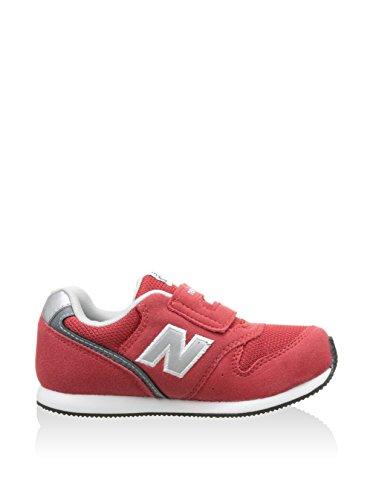 NEW BALANCE - Ginnastica - Scarpa ginnica rossa, chiusura a strappo rossa 996, ragazzo e ragazzi, Bambino Rosso