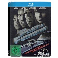 Fast & Furious - Neues Modell. Originalteile. [Blu-ray] Steelbook