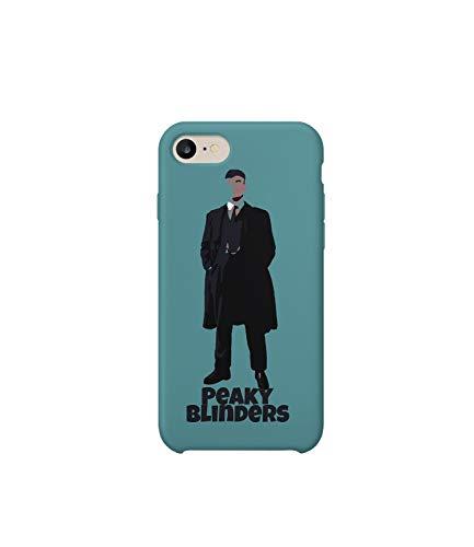 Peaky Blinders Thomas Shelbys Leadership Character_A0900 iPhone 6 7 8 X/XS Plus Phone Case Cover Estuche para Funda de Teléfono De Carcasa Casco Protector Plástico Duro Divertido