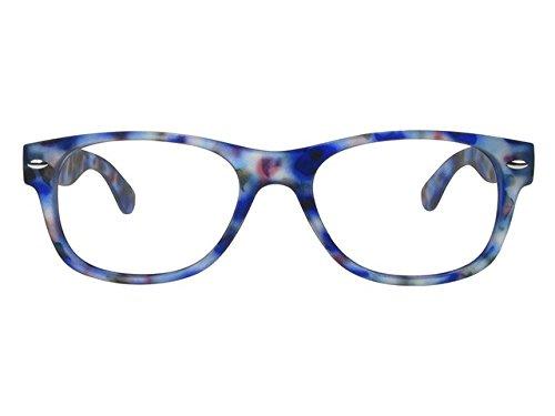 Goodlookers Reading Glasses 'Brighton' Blue +1.0, 1.5, 2.0, 2.5, 3.0 (+2.00)