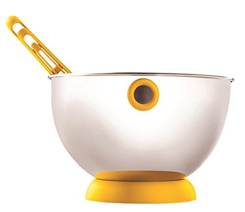 Innaffiatoio teiera alice colorato pusher design capienza 1,8 litri
