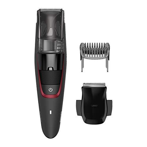 Philips Barbiere Serie 7000bt7500/15-Barbiere con Sistema di aspirazione, Pettine Guida E...