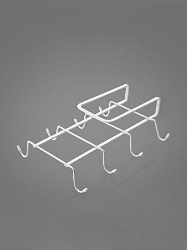 Creativo rack di stoccaggio per cucina portautensili da cucina portabicchieri
