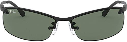 Ray-Ban 0RB3183, Gafas sol, Negro Marco: negro, color