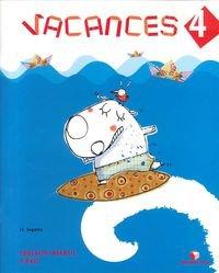 Quadern de Vacances - 4 anys - 9788430706709