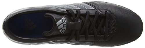 adidas Gloro 16.1 Fg, Chaussures de Football Compétition Mixte Adulte Noir (Core Black/Night Met./Solar Green)
