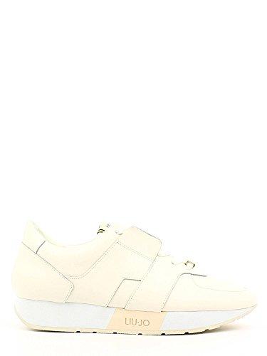 LIU JO RUNNING MARTHE WHITE S16149 P0015 Bianco