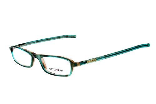 OTTO KERN - Monture de lunettes - Femme vert