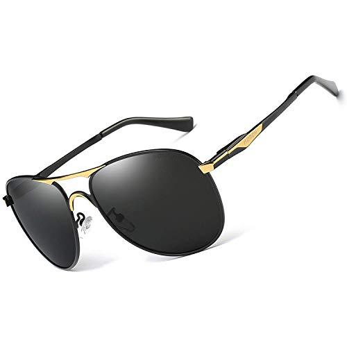 d8b34096c0 AORON Driving Polarized Sunglasses Classic Sports Pilot Glasses 100% UV400  Eyewear …