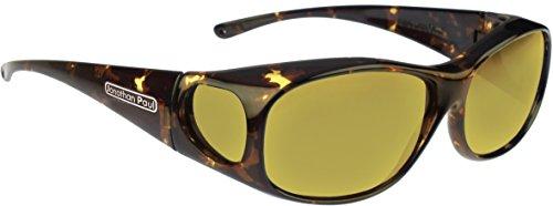 Jonathan Paul ELEMENT Überbrille - M - Oval Tortoiseshell - Gelb