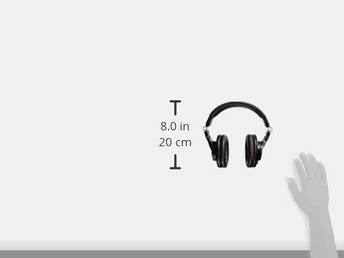 Audio Technica ATH-M30X DJ-Kopfhörer für Studio - 7