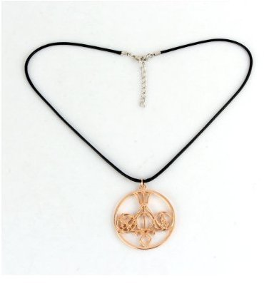 OPCC The Novel Classic Movie Necklace Mix the Mortal Instruments /Hunger Games Divergent/ Percy Jackson/ Harry Potter by OPCCY