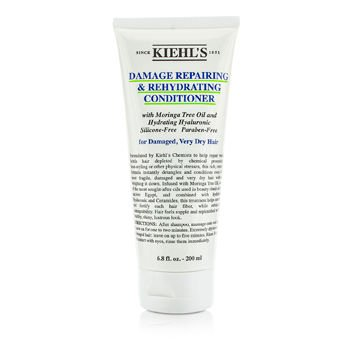 Kiehl 's – Après-shampooing Damage reversing and Hydrating