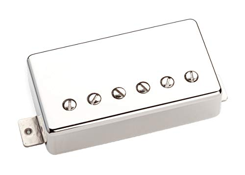 Seymour Duncan SSH-12 NCOV George Lynch Screamin Demon Cover nickel (Seymour Duncan Nickel Cover)