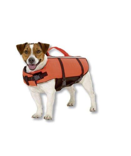 Produktbild bei Amazon - Karlie Doggy Aqua-Top Schwimm xweste Größe: S 36 cm, orange