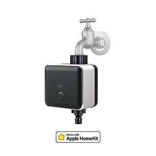 Eve Aqua - Smart Water Controller with auto shut-off, autonomous schedules, remote access, child lock, no bridge necessary (Apple HomeKit)
