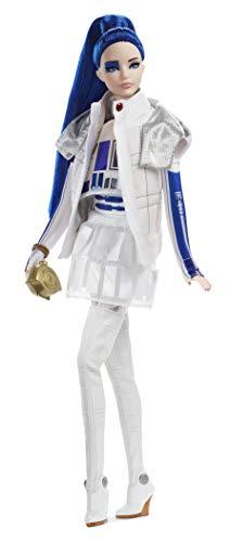 Barbie Collector - Muñeca de Colección Starwars R2-D2 (Mattel GHT79)