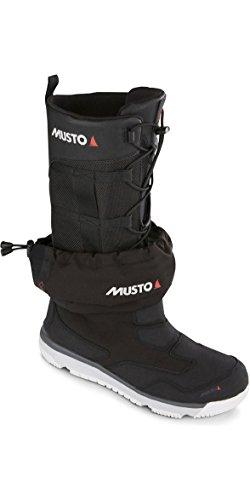 Musto 2018 Gore-Tex Ocean Racer Sailing Boots Black FUFT001