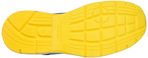 Diadora Run Textile Low S1p, Chaussures de Sécurité Mixte Adulte Bleu (Blu Cielo/grigio Alluminio)